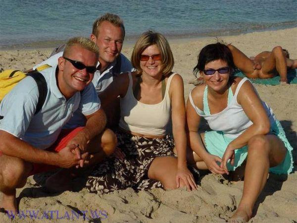 семья голая фото
