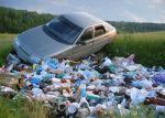 Выкинули на мусорник