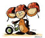 Шлем для Чебурашки