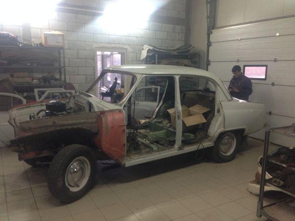 Как модернизировать старую машину?