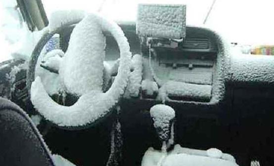 Защищаем машину зимой